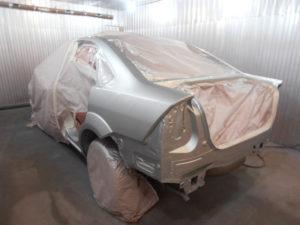 кузовной ремонт FORD FOCUS II фото-8