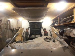кузовной ремонт HYUNDAI GETS фото-11