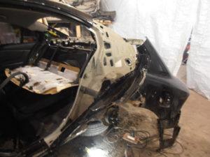 кузовной ремонт KIA MAGENTIS фото-4