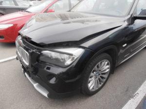 кузовной ремонт BMW X1 фото-2