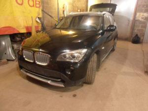 кузовной ремонт BMW X1 фото-14