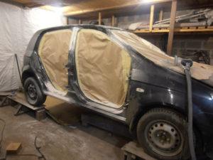 кузовной ремонт HYUNDAI GETS фото-18