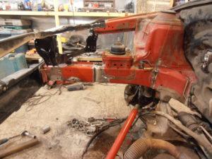 кузовной ремонт CHEVROLET LACETTI фото-5