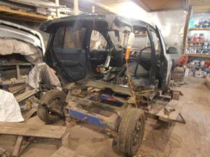 кузовной ремонт HYUNDAI GETS фото-7