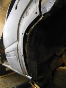 кузовной ремонт JEEP CHEROKEE фото-12