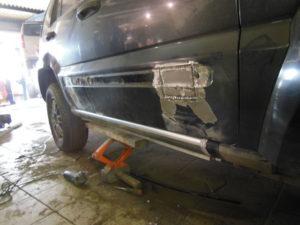 кузовной ремонт JEEP CHEROKEE фото-6