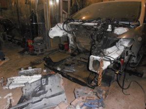 кузовной ремонт FORD MONDEO фото-9