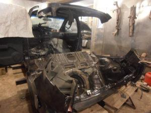 кузовной ремонт HYUNDAI GETS фото-4