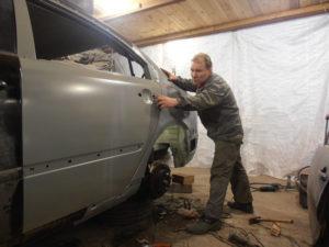 кузовной ремонт KIA MAGENTIS фото-11