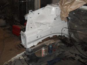 кузовной ремонт FORD MONDEO фото-16