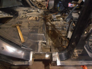 кузовной ремонт HYUNDAI GETS фото-14