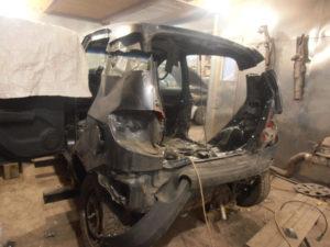 кузовной ремонт HYUNDAI GETS фото-2