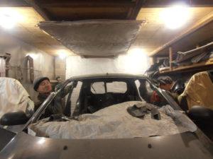 кузовной ремонт HYUNDAI GETS фото-12