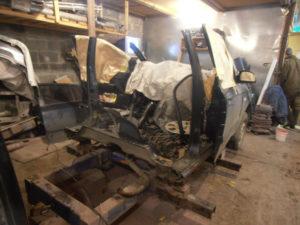 кузовной ремонт HYUNDAI GETS фото-8