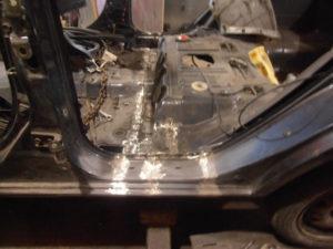кузовной ремонт HYUNDAI GETS фото-17