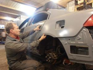 кузовной ремонт KIA MAGENTIS фото-10