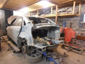 кузовной ремонт FORD FOCUS II фото-5