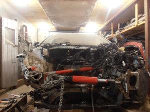 кузовной ремонт FORD MONDEO фото-4