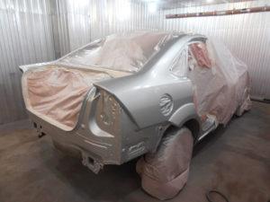 кузовной ремонт FORD FOCUS II фото-7