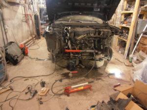 кузовной ремонт BMW X1 фото-5