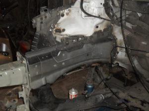 кузовной ремонт FORD MONDEO фото-10
