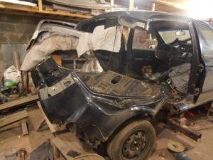 кузовной ремонт HYUNDAI GETS фото-3