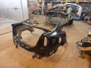 кузовной ремонт FORD FOCUS II фото-4