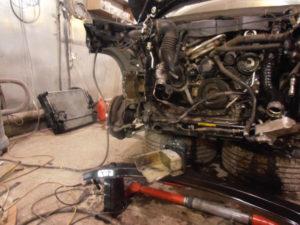 кузовной ремонт BMW X1 фото-6