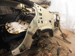 кузовной ремонт KIA MAGENTIS фото-6