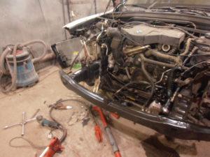 кузовной ремонт BMW X1 фото-8