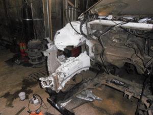 кузовной ремонт FORD MONDEO фото-7
