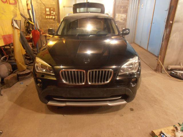 кузовной ремонт BMW X1 фото