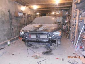 кузовной ремонт BMW X1 фото-12