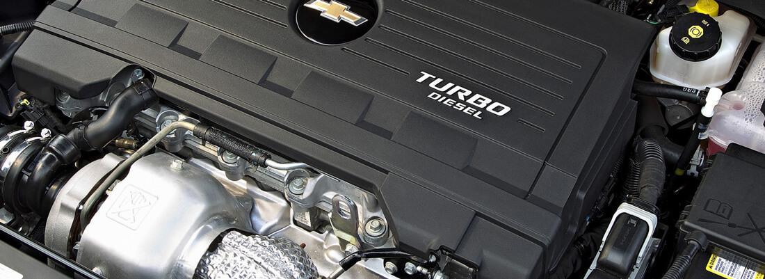 Фото диагностики двигателя Шевроле